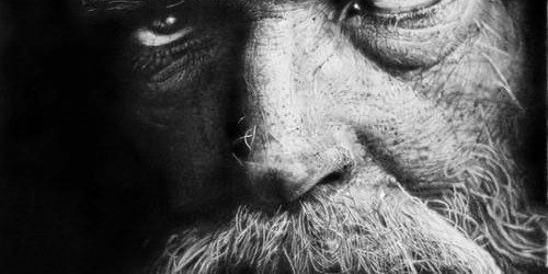 Life like pencil drawings by Franco Clun