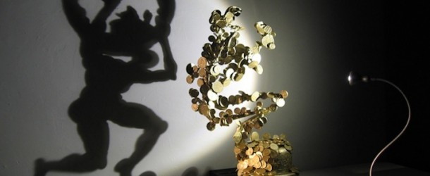 Creative Visual Art Incredible Shadow Sculptures By Diet
