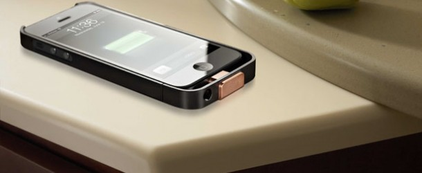 Wireless Charging on DuPont's Corian Solid Surfaces