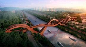 NEXT Architects Win Competition for Changsha Bridge