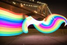 Pixelstick Light Painting