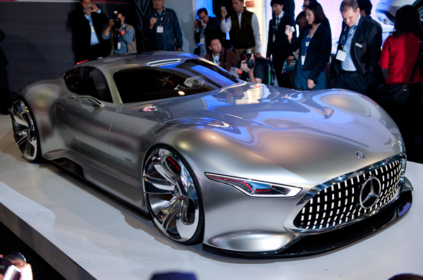 Mercedes Benz Vision And Values