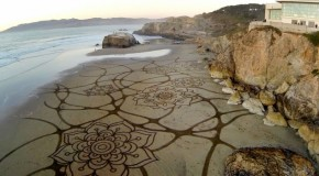 Amazing Sand Art from Andres Amador